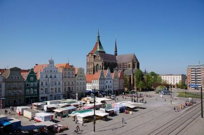 Rostock Ladenlokale, Ladenflächen