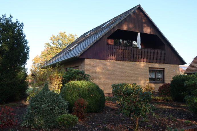 Gepflegtes Einfamilienhaus in ruhiger Lage bei Rotenburg