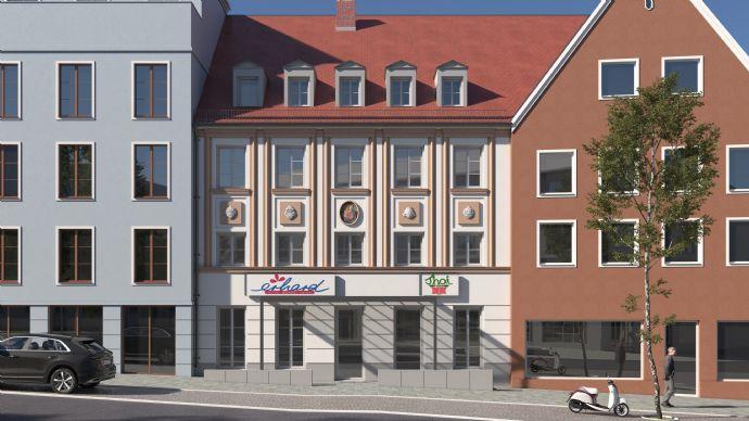 TOP-Denkmalobjekt in der Altstadt !!! erhöhte Abschreibung möglich