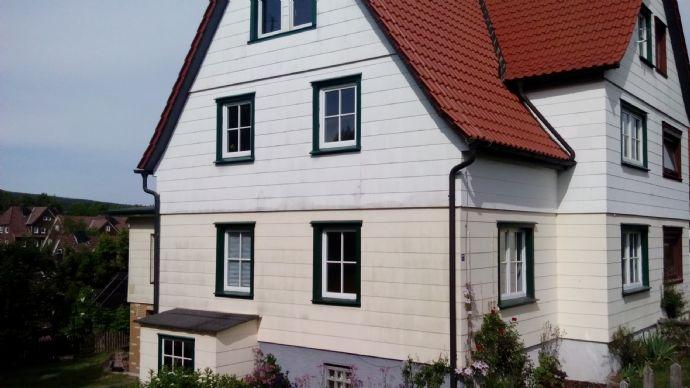 Große Doppelhaushälfte in bester Wohnlage von Braunlage