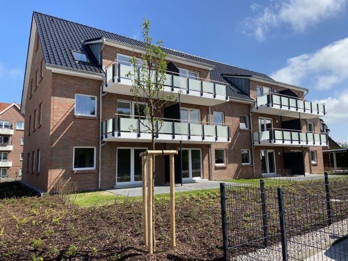 Neubau! 2 Zimmer Wohnungen (ab 482,00 €), bezugsfertig spätes Frühjahr 2020 (hier beschrieben z.B. 2 Zimmer im 1. OG)