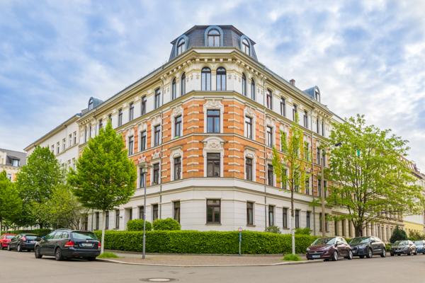 Schöne Dachgeschosswohnung in Gohlis-Süd!