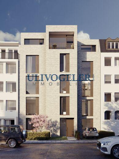 ULI VOGELER GmbH - Absolute Rarität - Exklusive Neubauwohnungen in unmittelbarer Alsternähe (Penthouse)