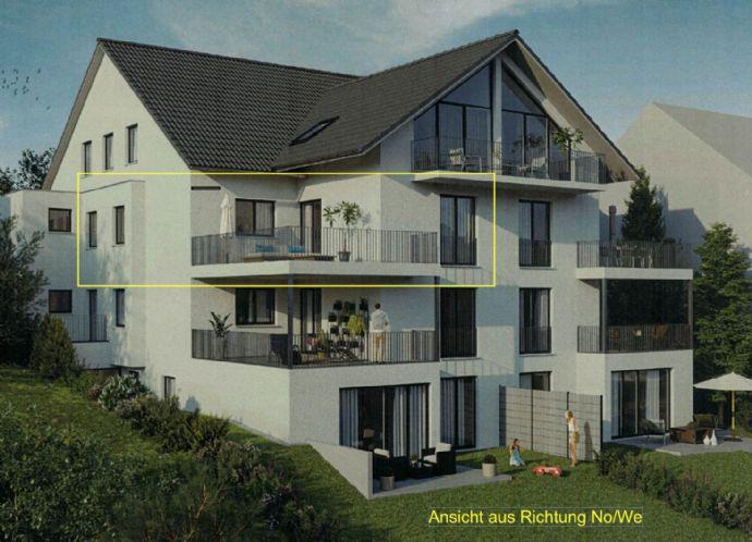 Traumhafte 3-Zimmer Neubau-Wohnung in Oberderdingen
