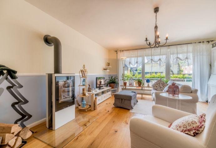 gemütliche, helle 3,5 Zimmer - Wohnung in Hamburg Bramfeld / Wellingsbüttel von privat