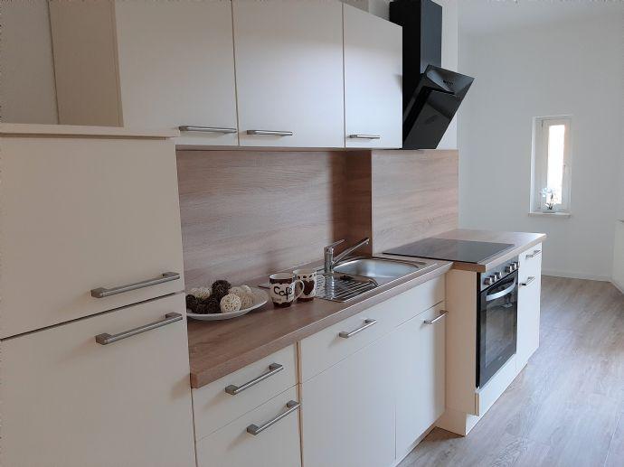 teilmöbliertes 1-Zimmer-Apartment mit neuer Einbauküche in Gohlis-Süd !