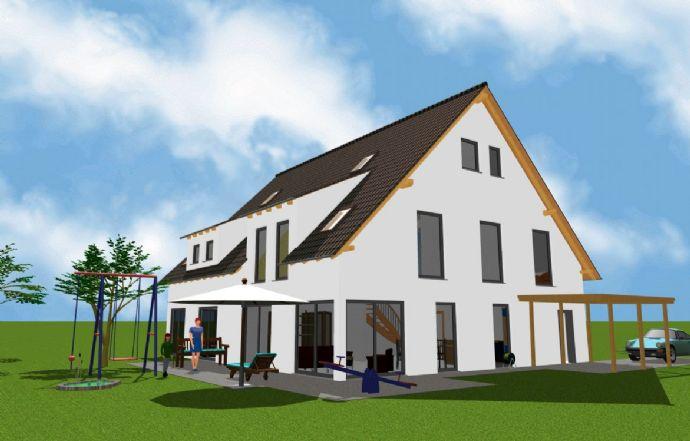 Neubau DHH mit ca. 149 m² in Borken