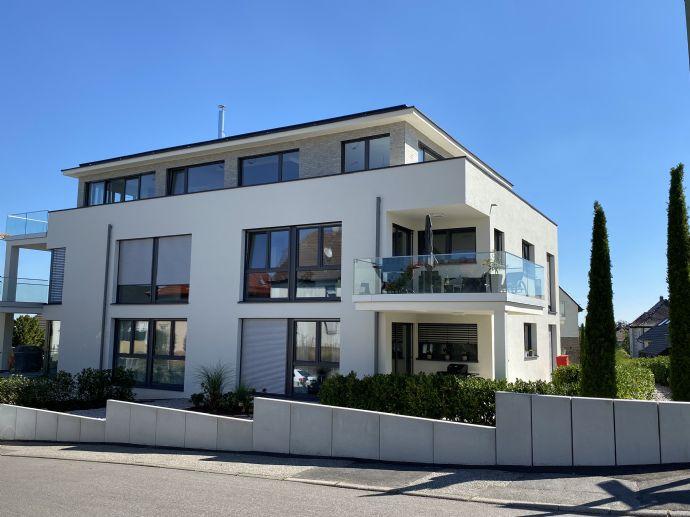 Schicke 3,5-Zimmer-Wohnung mit herrlicher Süd-West-Terrasse