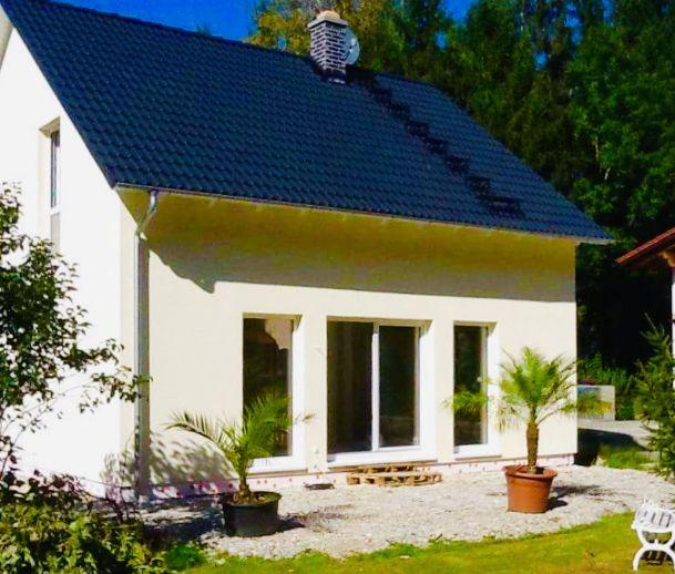Einfamilienhaus mit Terrasse und Garten bei Markt Schwaben Ortsteil Herdweg