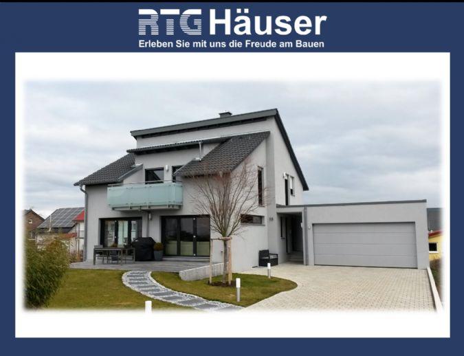 Wir planen und bauen Ihr individuelles Traumhaus auf Ihrem Grundstück!