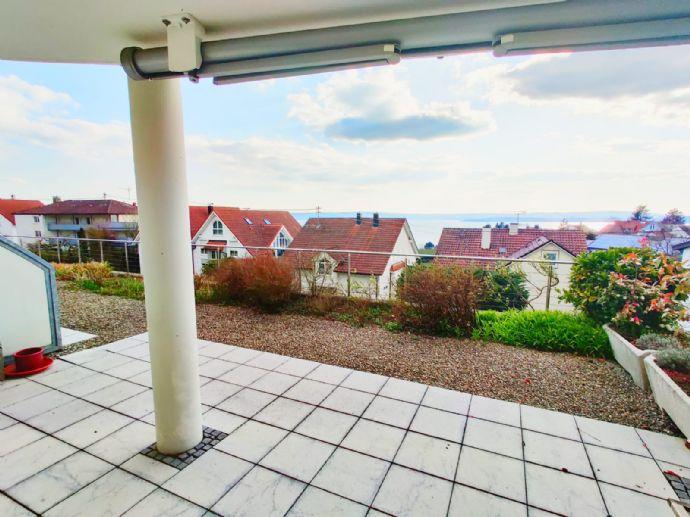 TOPLAGE 2-Zimmer-Wohnung mit Seeblick in Meersburg
