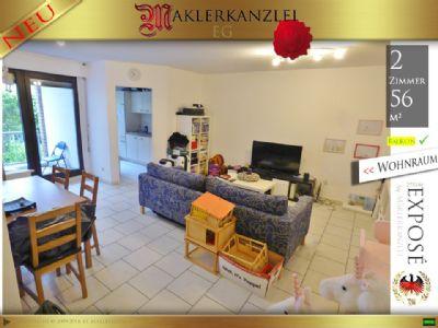 +++ NEU +++ 56m² Wohnung, 2 Zimmer, Balkon in moderner Wohnanlage mit Stellplatz-Option in Dormagen