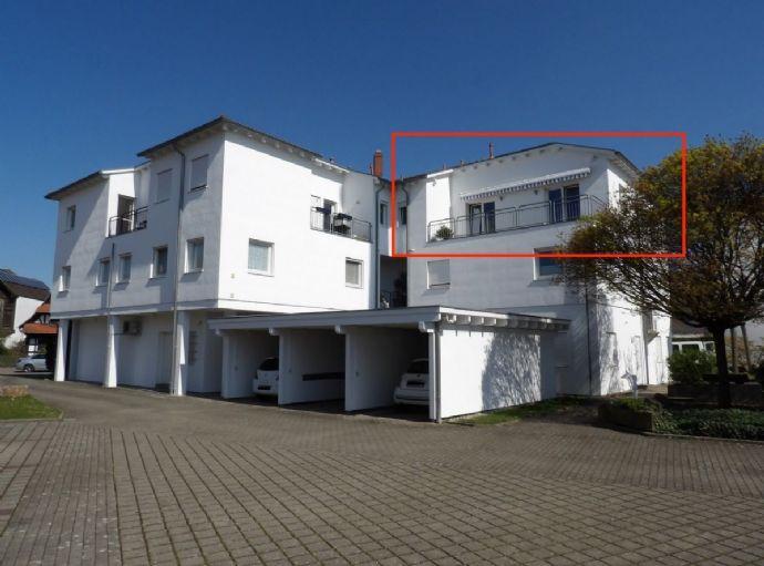 *PROVISIONSFREI* Helle und toll geschnittene 4-Zimmer-Wohnung (132 m²) mit Balkon u. Aufzug in Kehl, Ortsteil Sundheim