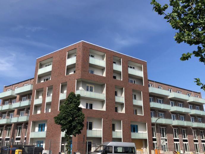 Top Neubau 2-Zimmer-Wohnung im Herzen von Hamburg-Bergedorf