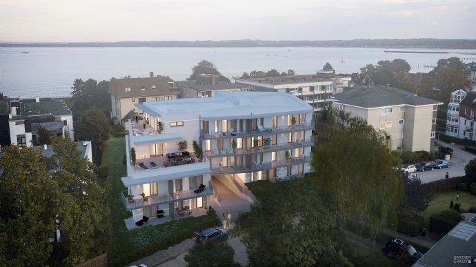 3,5 Zimmer 122m² - mit Ostseeblick - Whg.19