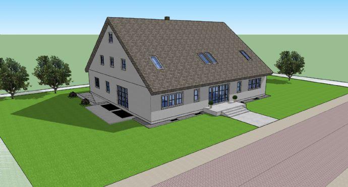 Erschlossen und genehmigt - Baugrundstück in Ueckermünde (provisionsfrei)