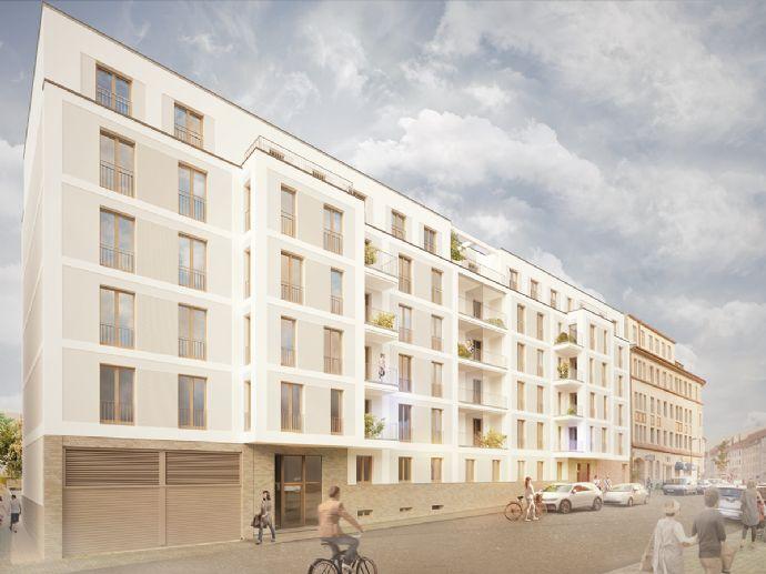 ERSTBEZUG - 2-Raum-Wohnung - Neubau Projekt Rohlands