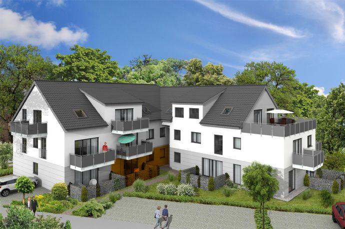 W2 - Neubau 2-Zimmer Terrassen-Wohnung mit ca. 62,83 m² in Lippstadt Cappel (Whg 2)