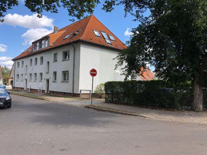 Wunderschöne 2-Raum-Dachgeschosswohnung in Stendal Wendstraße 20/21