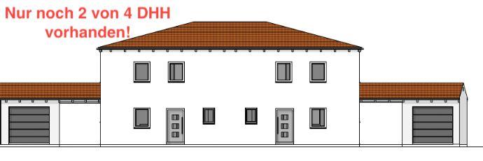 Provisionsfreier Neubau - 4 DHH zentrumsnah in Siegenburg