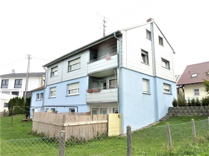 ZUR ANLAGE: Gut vermietetes Mehrfamilienhaus mit zusätzlichem, abtrennbarem Bauplatz
