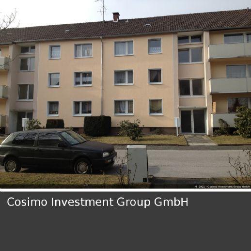 ** ACHTUNG ** !Schicke Wohnung  mit 57m², KDB, Keller!