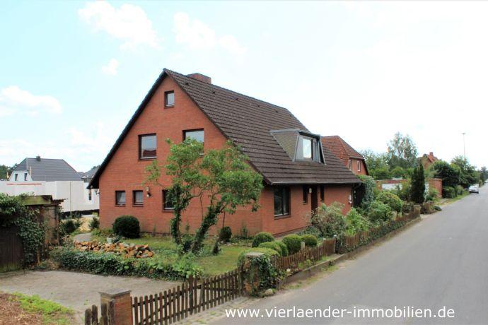 Zweifamilienhaus ruhig gelegen in Elbnähe