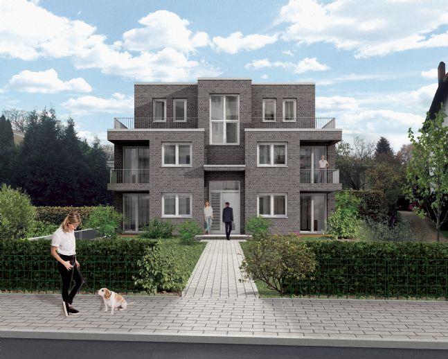 Neubau! Hochwertige Eigentumswohnungen in Blankenese