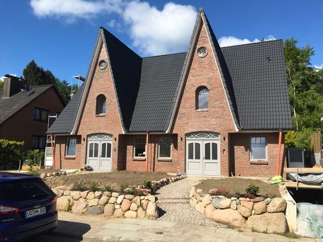 fast fertig - charmante Doppelhaushälfte in Ahrensburg - Waldgut Hagen