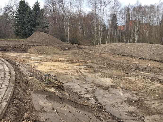 Baugrundstücke in sehr ruhiger Lage bei Belgern