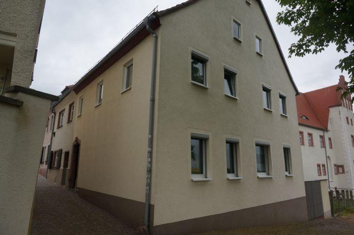 Einfamilienreihenendhaus in der schönen Stadt Leisnig!