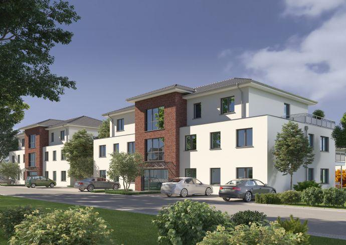 HIGHLIGHT in Steinhagen - VERKAUFSSTART 2. Bauabschnitt - Neubau einer eleganten Penthouse-Wohnung Nähe Ortskern