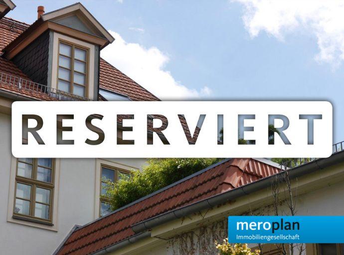 BEREITS RESERVIERT |  Lutherhof Ensemble | 2 Zimmer auf 79,08qm | DACHTERRASSE & TIEFGARAGE | meroplan Immobilien GmbH