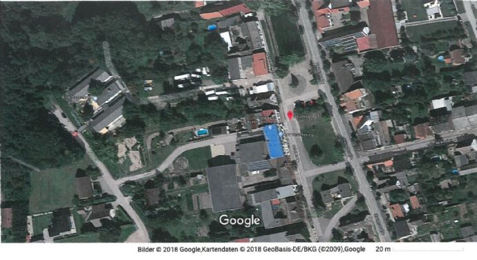 Baugrundstück im Zentrum von Quellendorf zu Verkaufen direkt vom Eigentümer