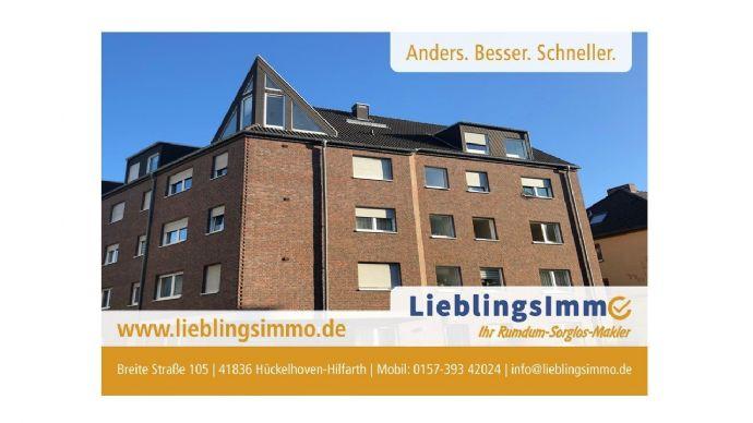 TOP-Eigentumswohnung in zentraler Lage von MG-Rheydt