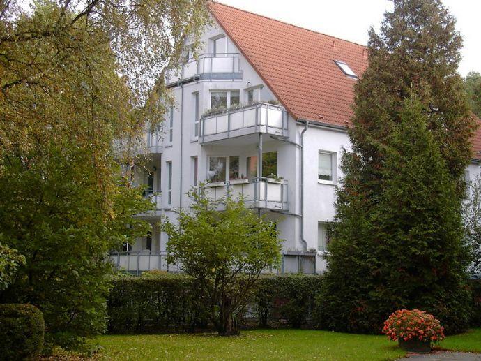 Atelierwohnung mit West-Balkon komplett möbliert in Langenhorn Markt / ab sofort frei