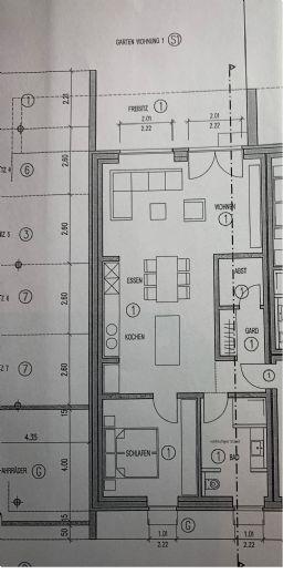 2 Zimmer-Whg in Zentrumsnähe von