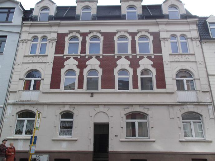 Diese Wohnung hat Stil! 2-Zimmer-Altbau-Wohnung in Nächstebreck an der Nordbahntrasse