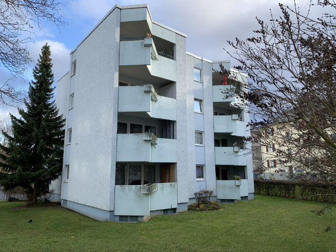 Interessante Kapitalanlage - Friedberg (Nähe Burg Friedberg...)