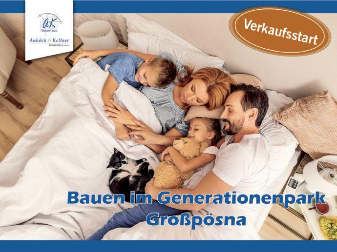 Ihr Einfamilienhaus im Generationenpark Großpösna