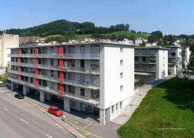 St. Gallen Garage, St. Gallen Stellplatz