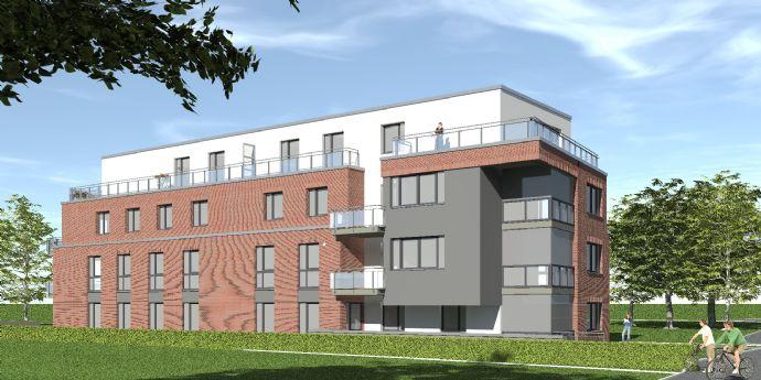 Neubau Penthousewohnung in sehr zentraler