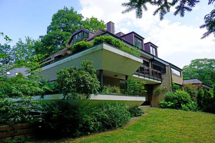 Große, helle WHG. mit Terrasse und Gartenzugang