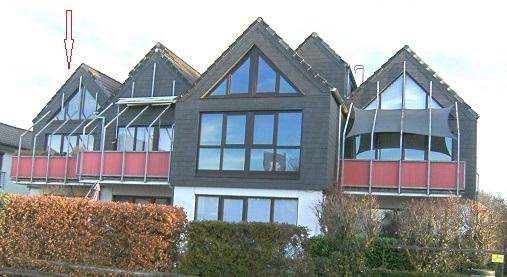 Achtung Junggebliebene! Moderne Wohnung auf 2 Ebenen in der Stadtmitte von Delmenhorst mit Garage