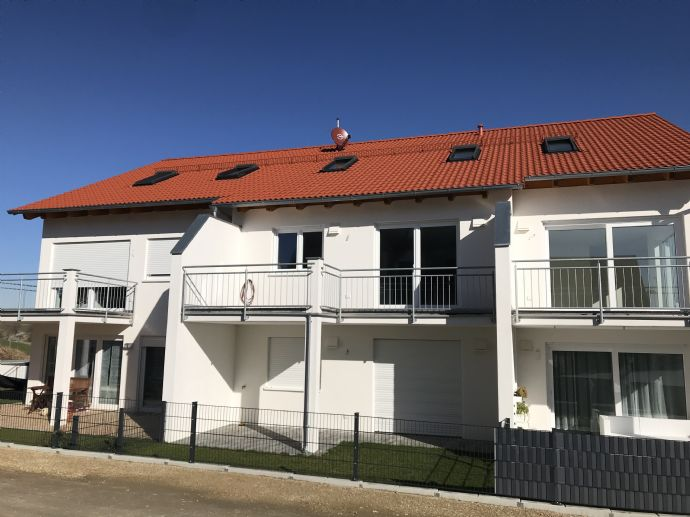 Exclusive und neuwertige 2-Zi.-Wohnung mit Balkon in Gerolsbach / Nähe S2 zu verkaufen!