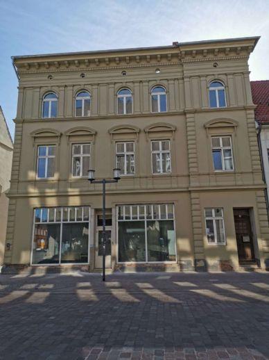 Dachgeschosswohnung mit Balkon - Innenstadt Stendal