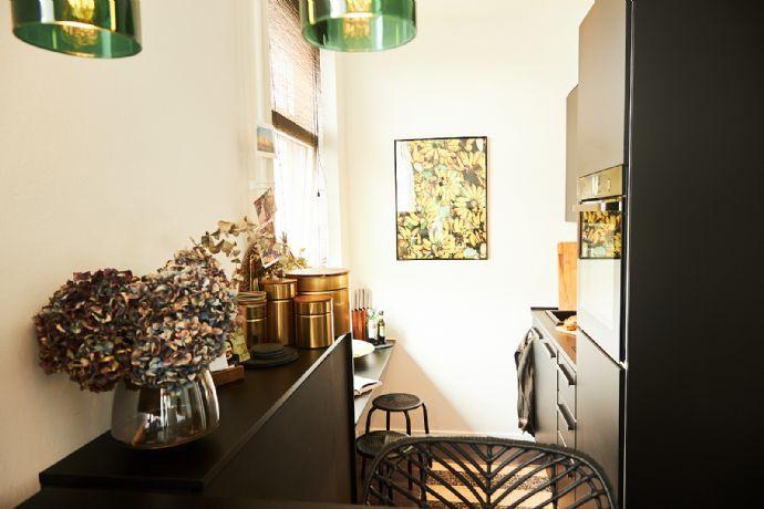 Stilvolle möblierte und voll ausgestattete Studiowohnung