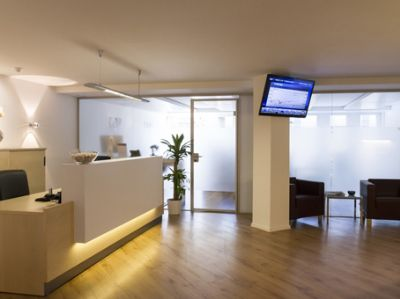 Lucerne Büros, Büroräume, Büroflächen