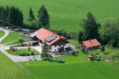 Gmeinders Landhaus - Ferienwohnung Nebelhorn