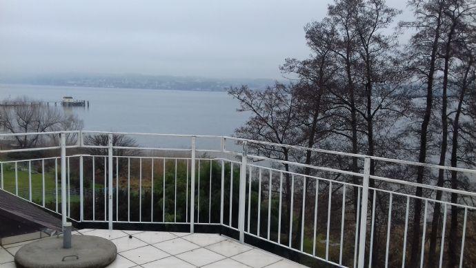 Konstanz-Dingelsdorf, 3-Zimmerwohnung in traumhafter, ruhiger Lage, direkt am See mit Badestrand